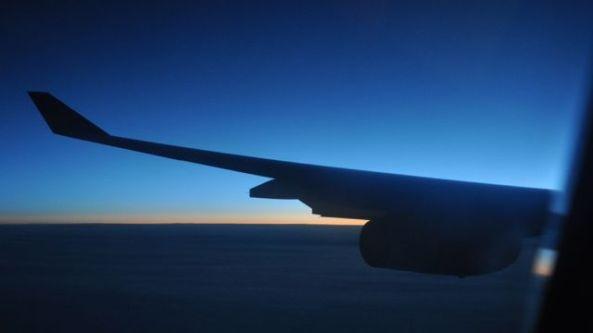 Mot soluppgångens land