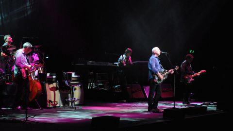 Mark Knofler på Hartwall arena 9 juni 2013