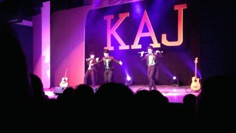 Humorgruppen KAJ på Wasa Teater