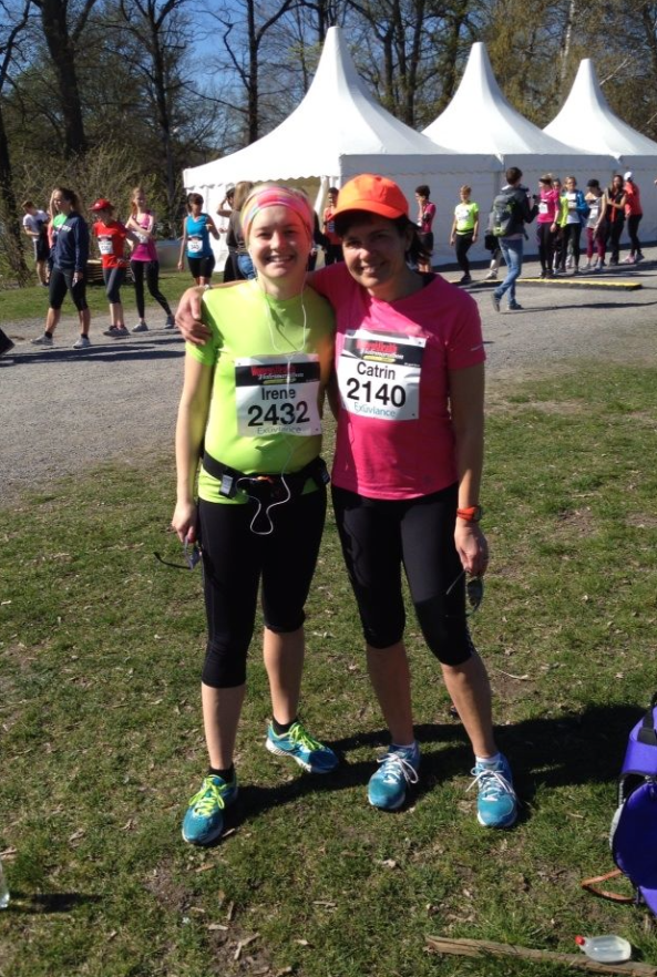 Deltagare i Woman's Health Halvmaraton 2014 i Stockholm