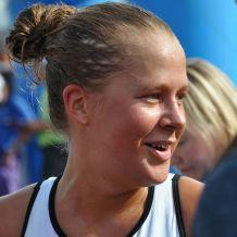 Aino Luoma, vann damklassen