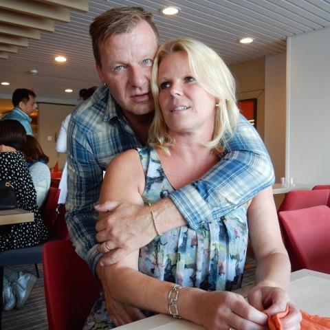 Carina och Anders