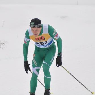 Rikhard Mäki-Heikkilä i Femmans färger.