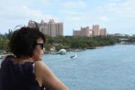 Vi anlöper Bahamas