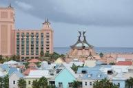 Paradise Island utanför Nassau, Bahamas