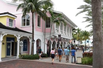 Arkitektur på Paradise Island