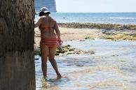 Promenad på Grand Cayman