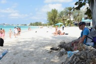 Beach på Grand Cayman