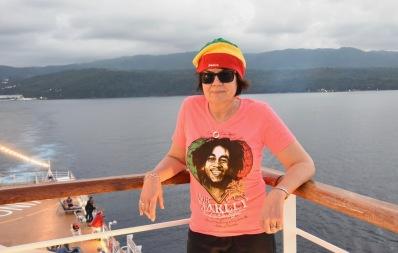 Firar Bob Marleys födelsedag utanför Jamaica