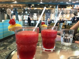 Vi testade Strawberry Daiquiri
