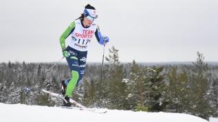 Krista Pärmäkoski, Ikaalisten Urheilijat. Överlägsen segrare