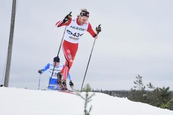 Hugo Karlström, IF Åsarna